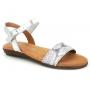 Sandale Eva Frutos 7190 Piton gris