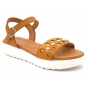 Eva Frutos sandale 5078 moutarde