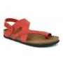 Sandale de marche InterBios 7199 rouge