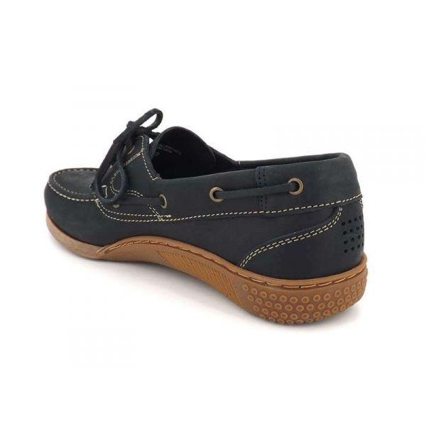 achetez chaussures bateau cuir pour homme tbs hauban bleu marine. Black Bedroom Furniture Sets. Home Design Ideas