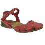 Inter-Bios sandale cuir 4439 rose