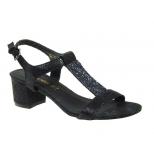 Sandale talon Elue par Nous Tocemi noir