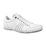 Lévi's Firebaugh, chaussures homme derby blanc