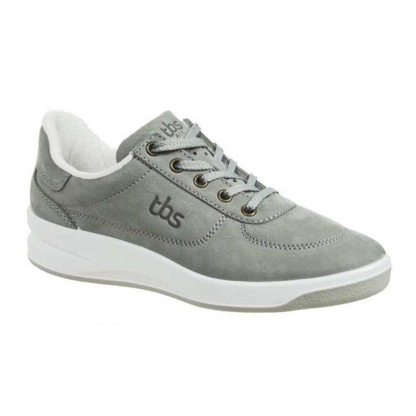 ventes chaussures baskets tbs brandy easy walk ardoise tennis cuir. Black Bedroom Furniture Sets. Home Design Ideas