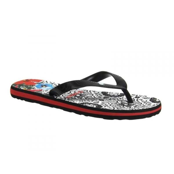 vente en ligne chaussures desigual tongs femmes flip flop 10 noires. Black Bedroom Furniture Sets. Home Design Ideas