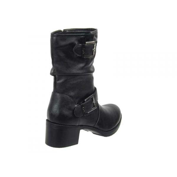 Extrêmement Vente en ligne de bottines LPB Shoes Elina, double boucle en  IC35