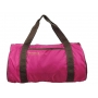 Sac Color Bag Bensimon couleur framboise, forme polochon