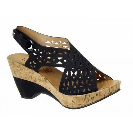LPB Shoes Estelle Beige marron - Chaussures Sandale Femme