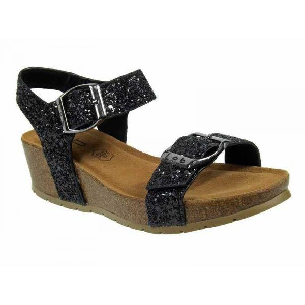 vends sandale les p 39 tites bombes narcisse strass noir. Black Bedroom Furniture Sets. Home Design Ideas